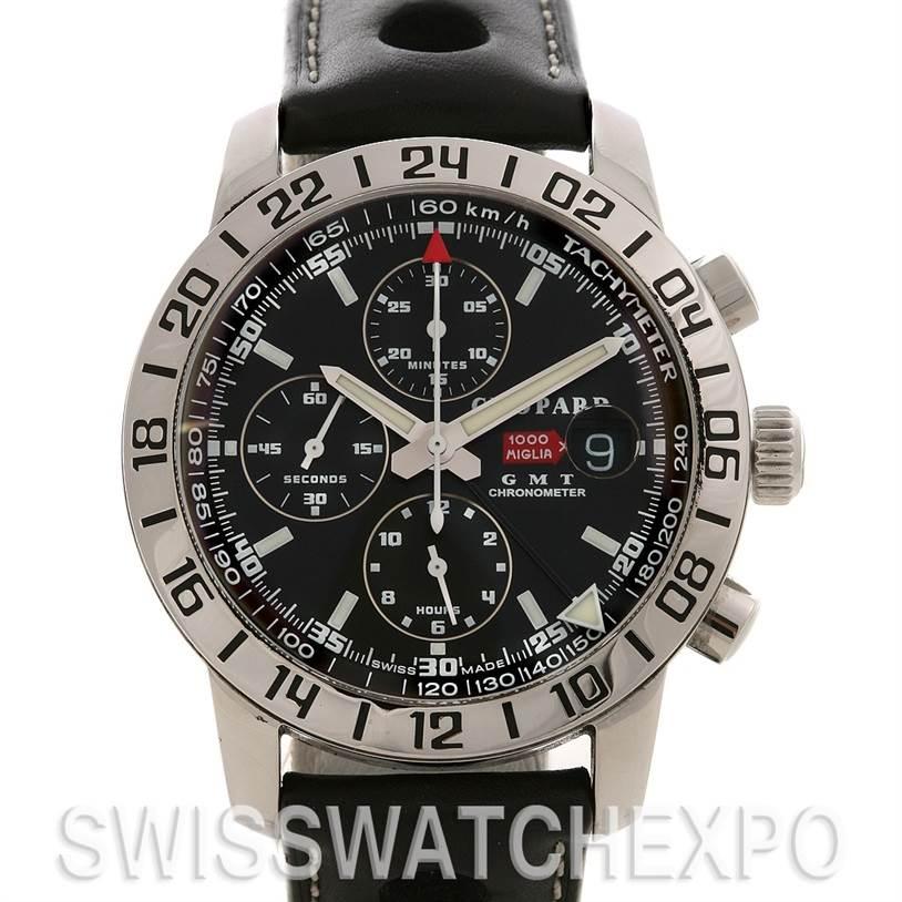Chopard Mille Miglia Gmt Steel Watch 168992-3001