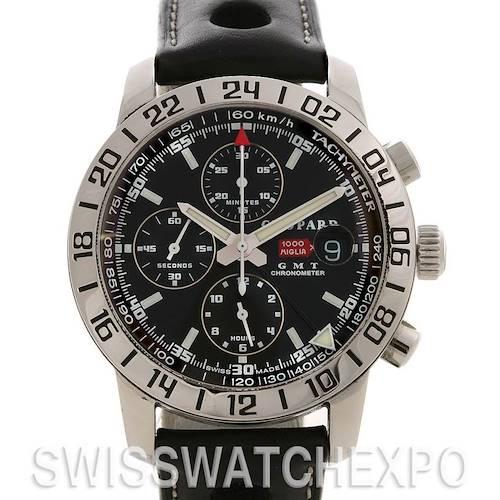 Photo of Chopard Mille Miglia Gmt Steel Watch 168992-3001