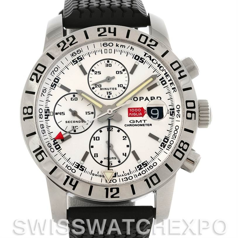 Photo of Chopard Mille Miglia GMT Mens Watch 168992-3003