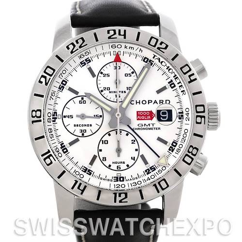 Photo of Chopard Mille Miglia GMT Mens Watch 168992-3003 NOS