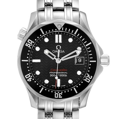 Photo of Omega Seamaster Diver 300m Midsize Watch 212.30.36.61.01.001 Box Card