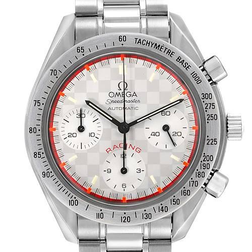 Photo of Omega Speedmaster Schumacher Racing Limited Edition Watch 3517.30.00 Unworn