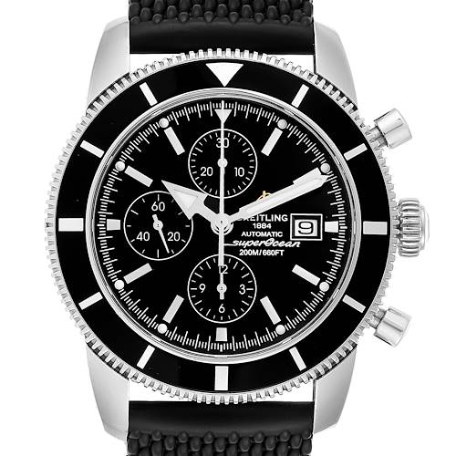 Photo of Breitling SuperOcean Heritage Chrono 46 Mens Watch A13320 Box Papers
