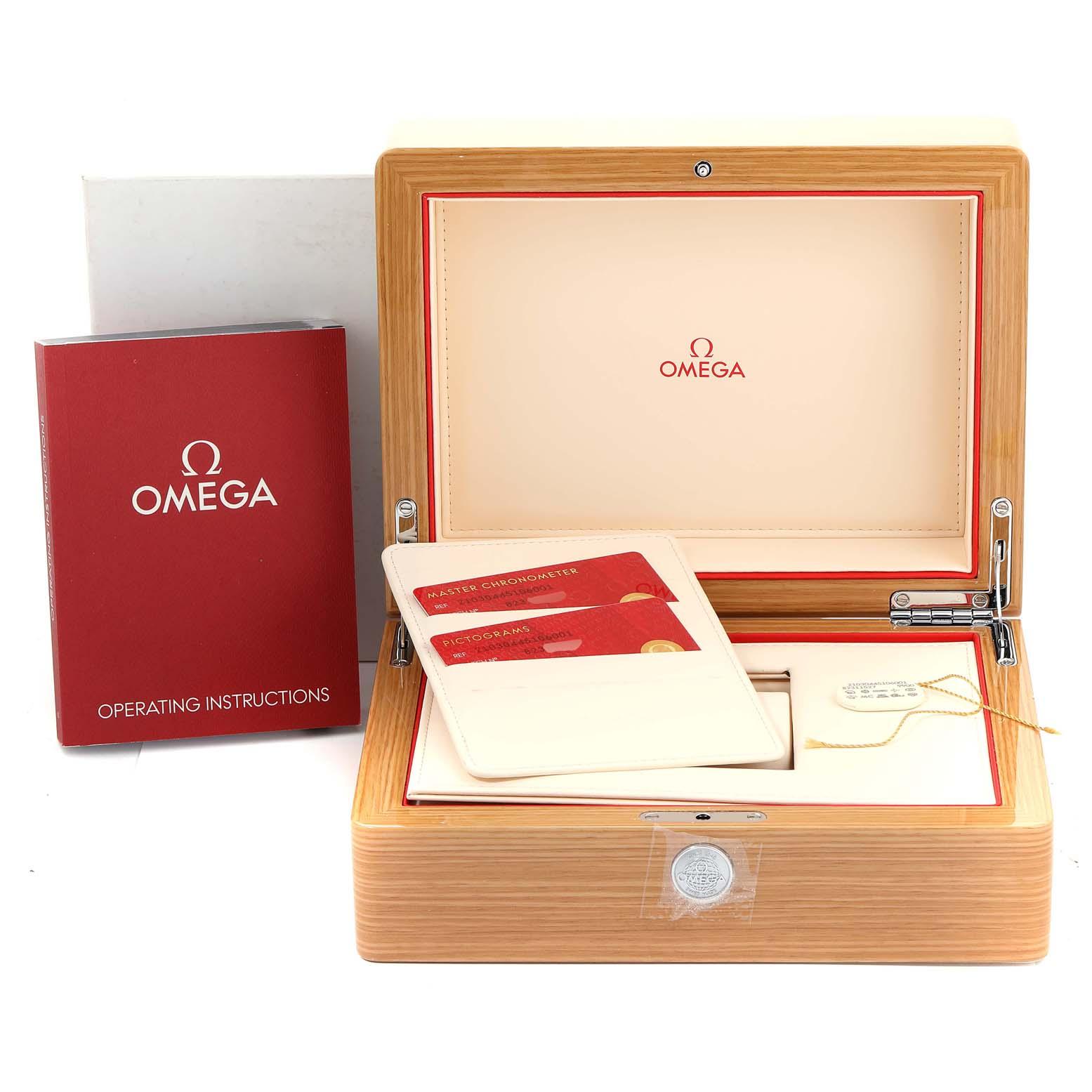Omega Seamaster 44 Chronograph Mens Watch 210.30.44.51.06.001 Unworn SwissWatchExpo