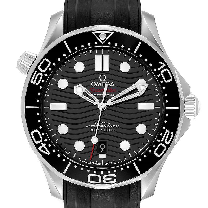 Omega Seamaster Diver Master Chronometer Watch 210.32.42.20.01.001 Unworn SwissWatchExpo