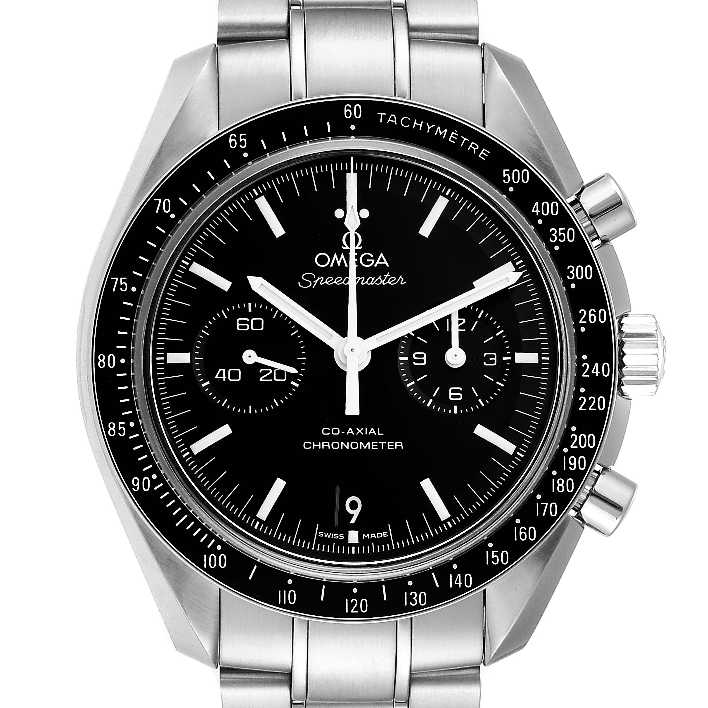 Photo of Omega Speedmaster Co-Axial Chronograph Watch 311.30.44.51.01.002 Unworn