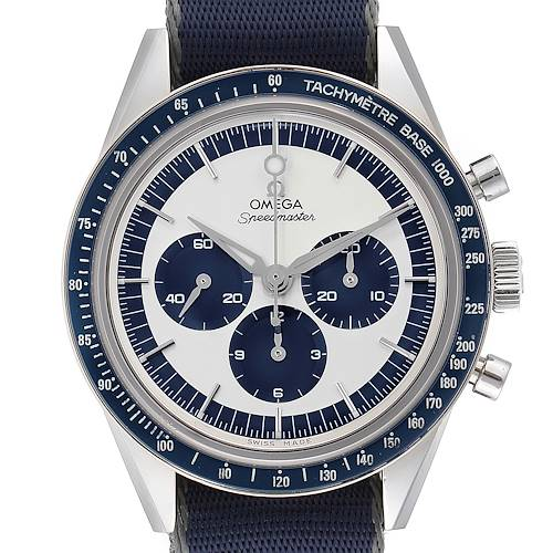 Photo of Omega Speedmaster Limited Edition Watch 311.33.40.30.02.001 Box Card