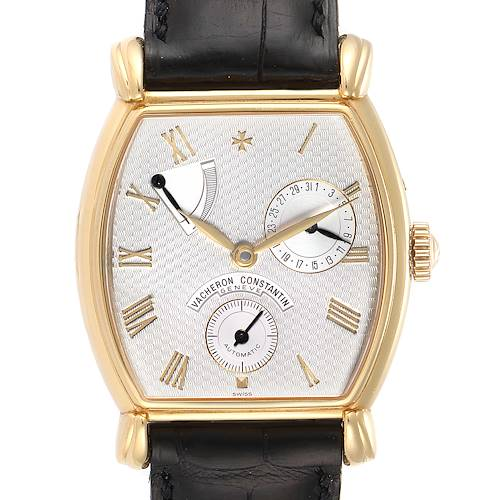 Vacheron Constantin Jubilee 240 Yellow Gold Mens Watch 47240