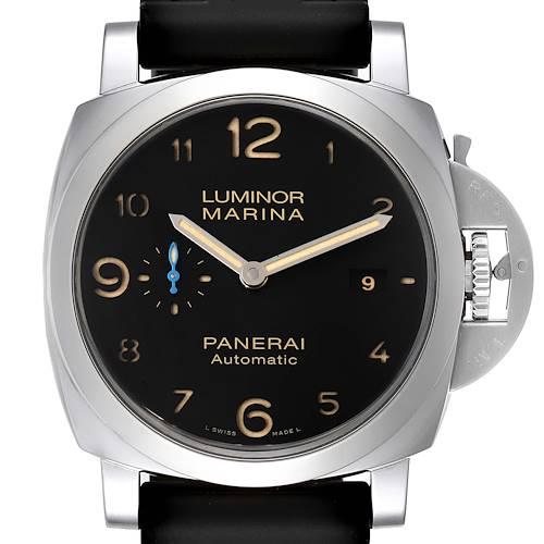 Photo of Panerai Luminor 1950 Marina Mens 44mm Watch PAM01359 Box Papers