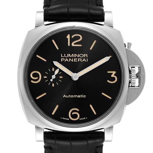 Photo of Panerai Luminor Due 3 Days 45mm Mens Watch PAM00674 Box Papers