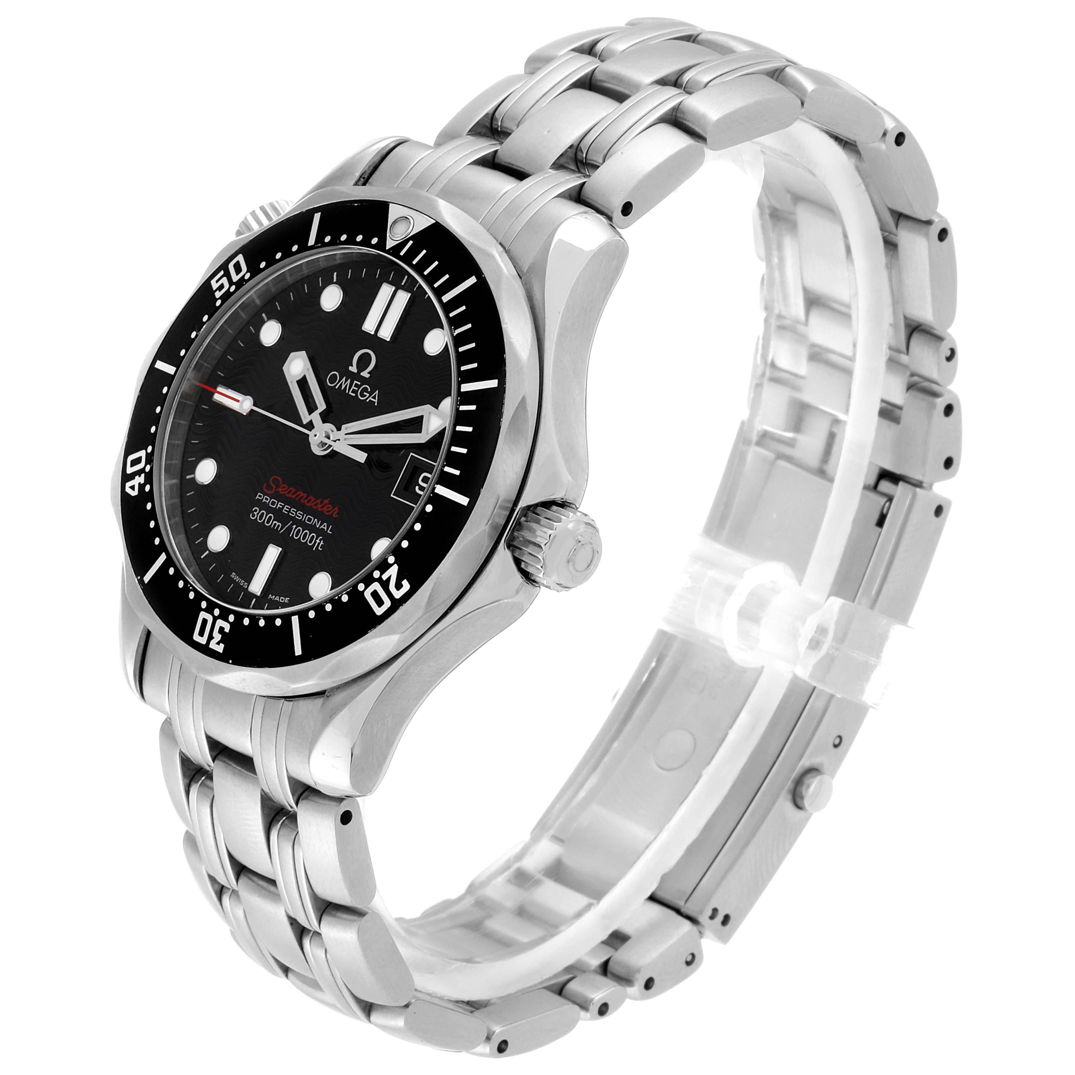 Omega Seamaster Diver 300m Midsize 36.25 mm Watch 212.30.36.61.01.001 SwissWatchExpo