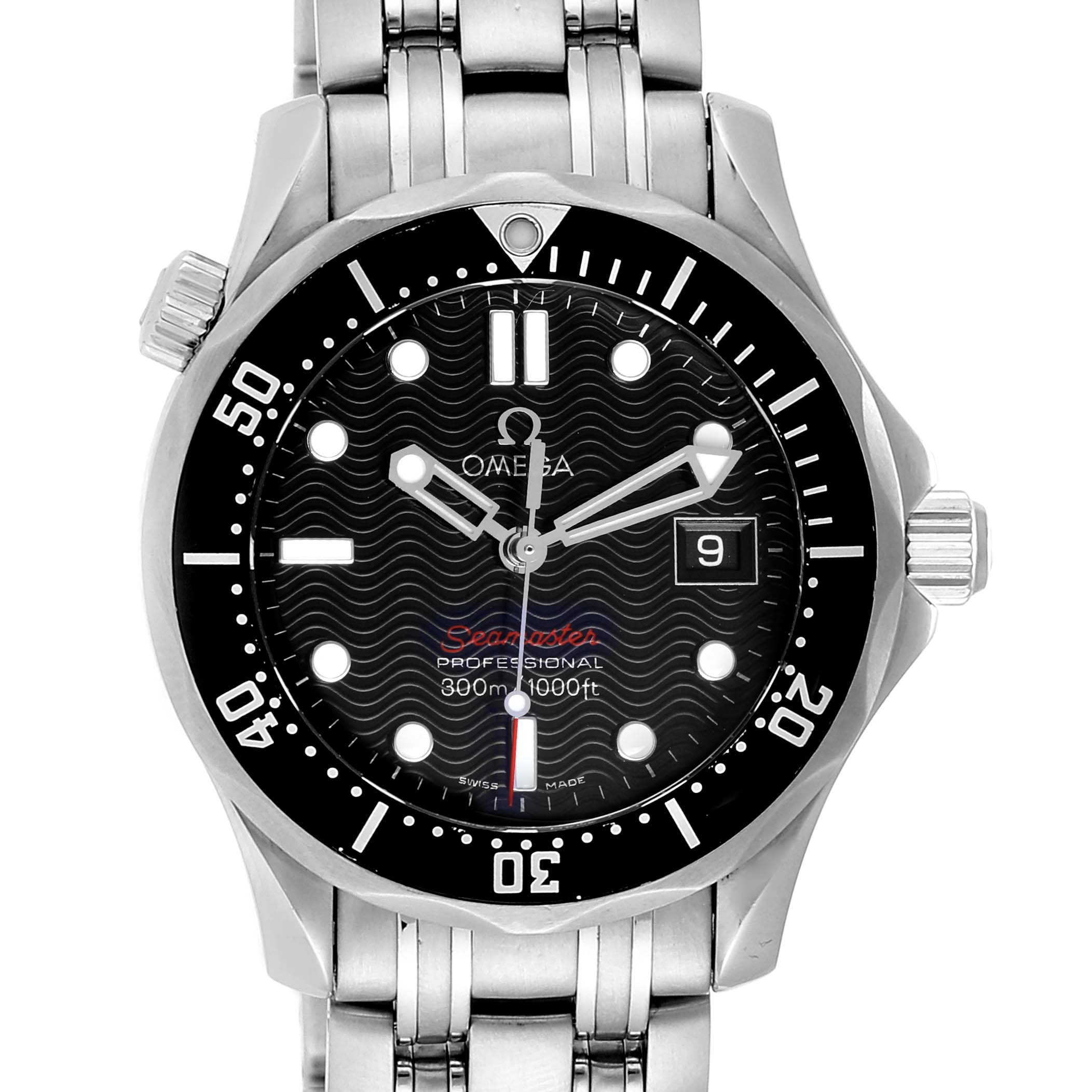 Photo of Omega Seamaster Diver 300m Midsize 36.25 mm Watch 212.30.36.61.01.001