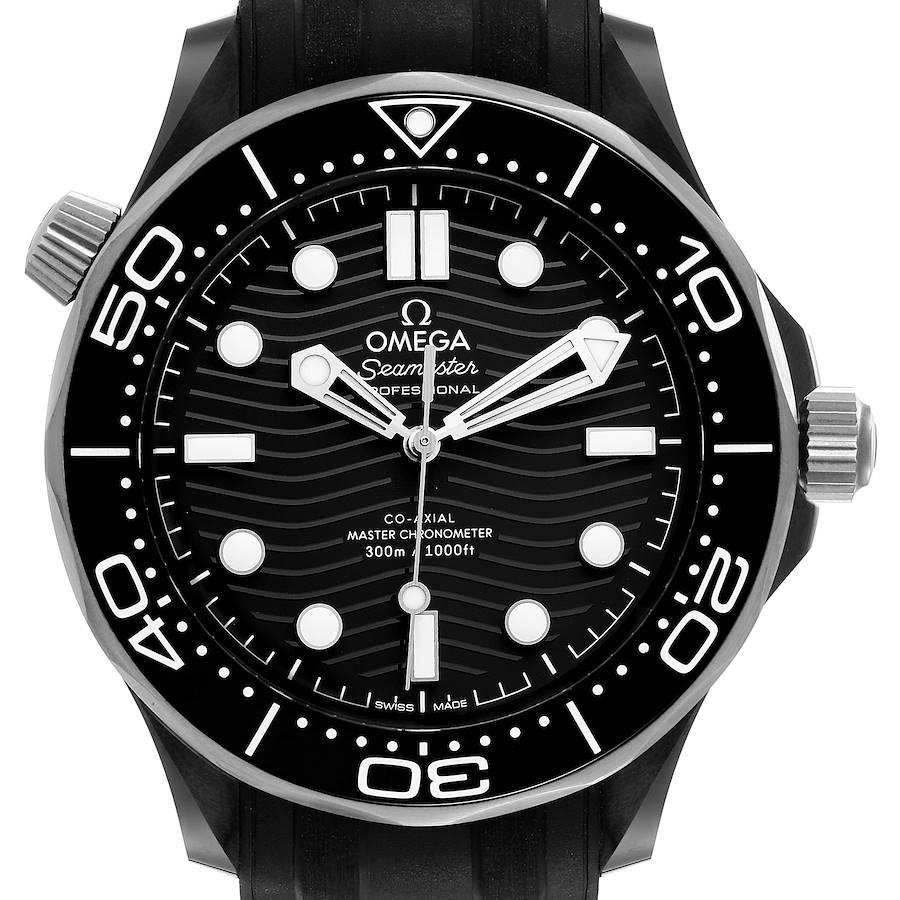 Omega Seamaster Diver Master Chronometer Watch 210.92.44.20.01.001 Unworn SwissWatchExpo