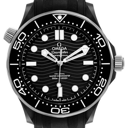 Photo of Omega Seamaster Diver Master Chronometer Watch 210.92.44.20.01.001 Unworn