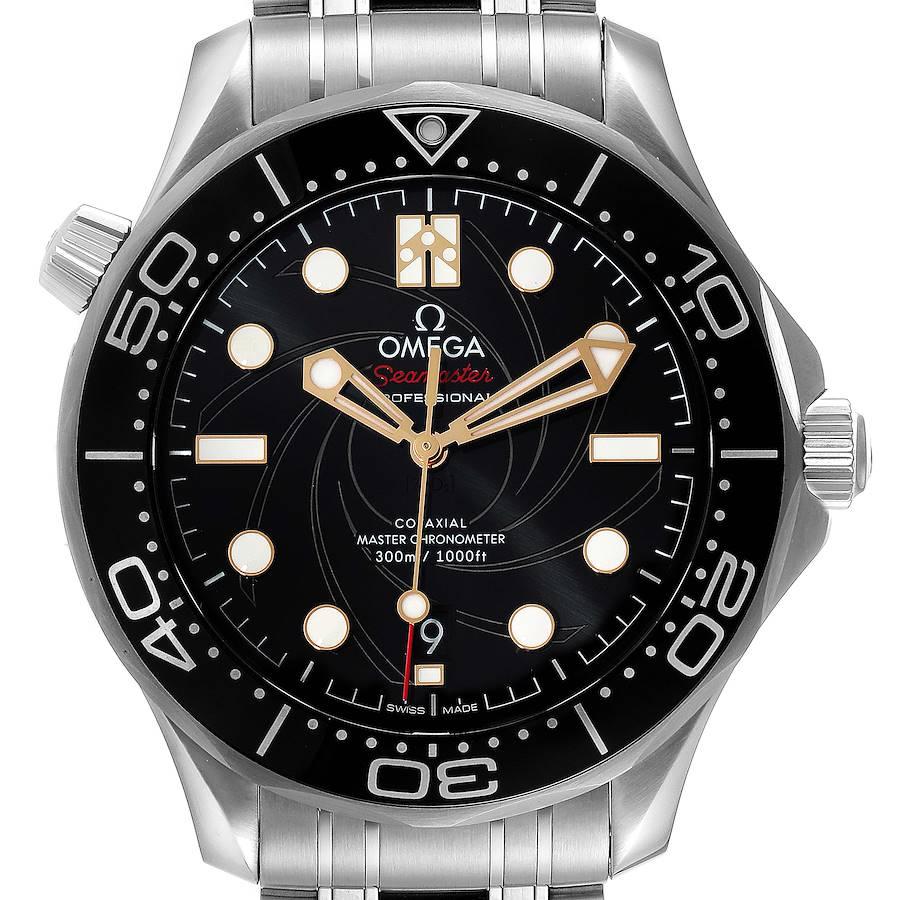 Omega Seamaster James Bond Limited Mens Watch 210.22.42.20.01.004 Unworn SwissWatchExpo