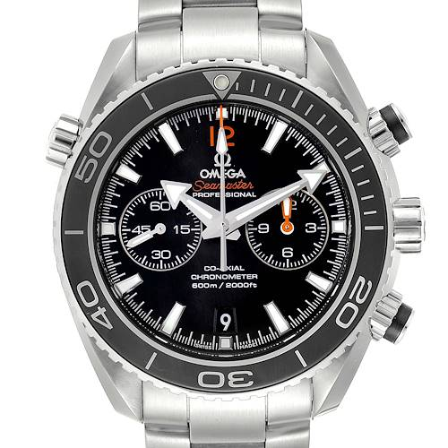 Photo of Omega Seamaster Planet Ocean Mens Watch 232.30.46.51.01.003 Box Card