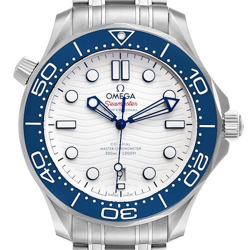 Photo of Omega Seamaster Tokyo 2020 LE Steel Mens Watch 522.30.42.20.04.001 Unworn