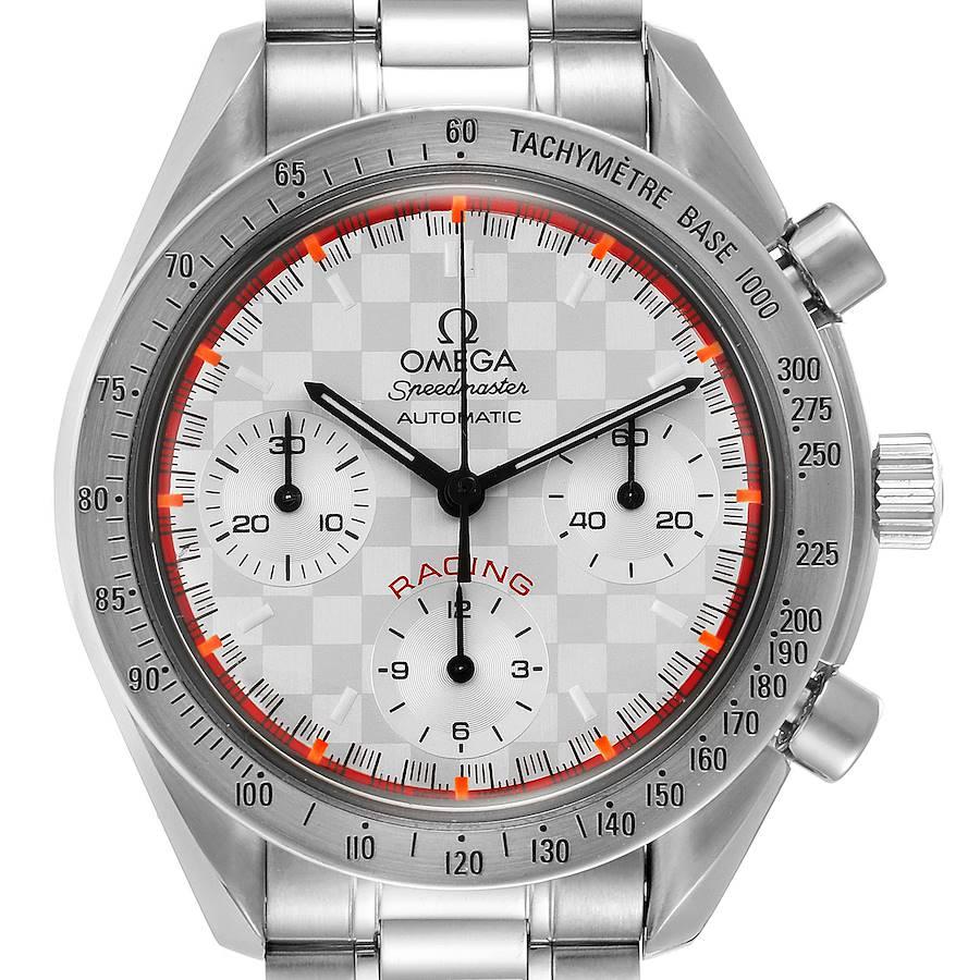 Omega Speedmaster Schumacher Racing Limited Edition Watch 3517.30.00 SwissWatchExpo