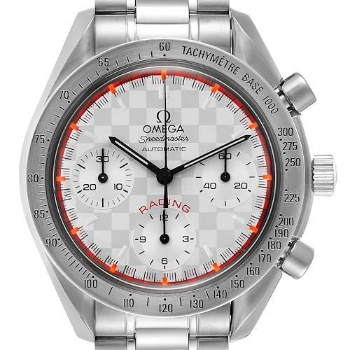 Photo of Omega Speedmaster Schumacher Racing Limited Edition Watch 3517.30.00