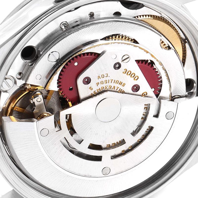 Rolex Air King 34 Black Dial Domed Bezel Steel Mens Watch 14000 SwissWatchExpo