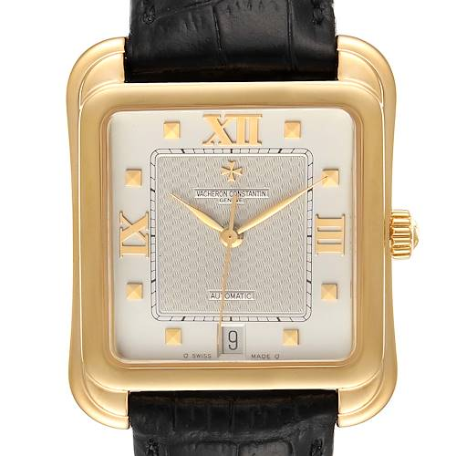 Photo of Vacheron Constantin Historiques Toledo 18K Yellow Gold Mens Watch 42100