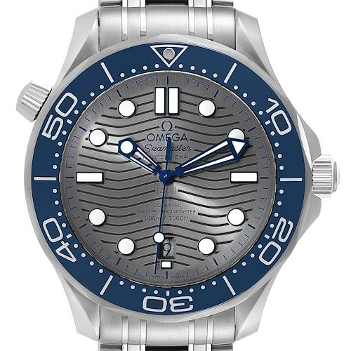 Photo of Omega Seamaster Diver Master Chronometer Watch 210.30.42.20.06.001 Unworn