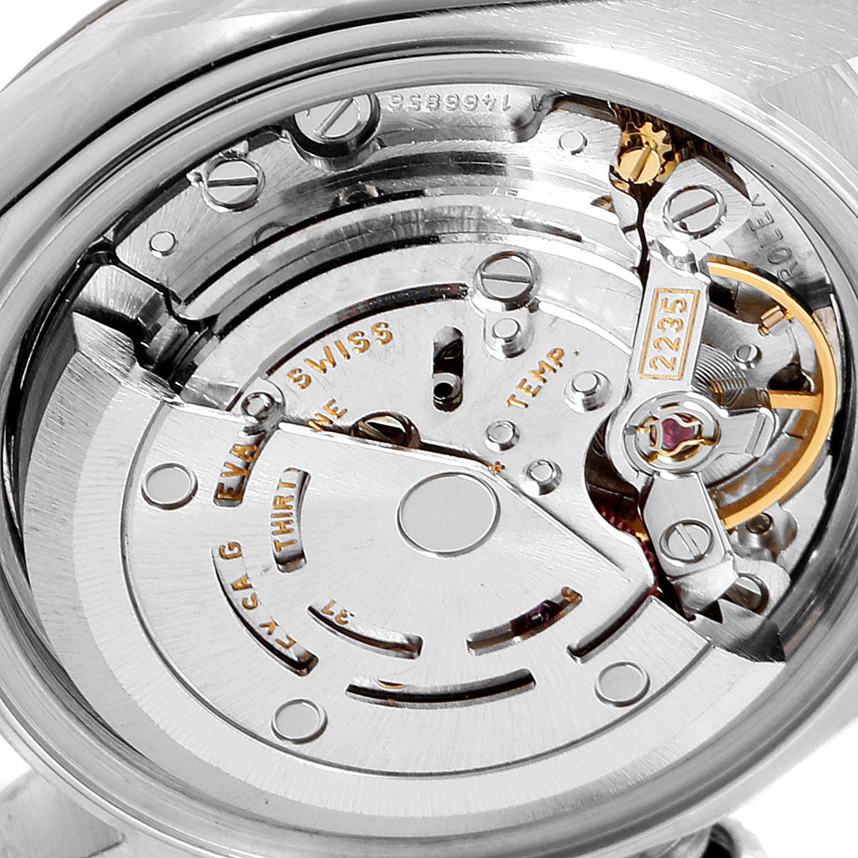 Rolex Datejust 26 Steel White Gold MOP Ladies Watch 79174 Box Papers SwissWatchExpo