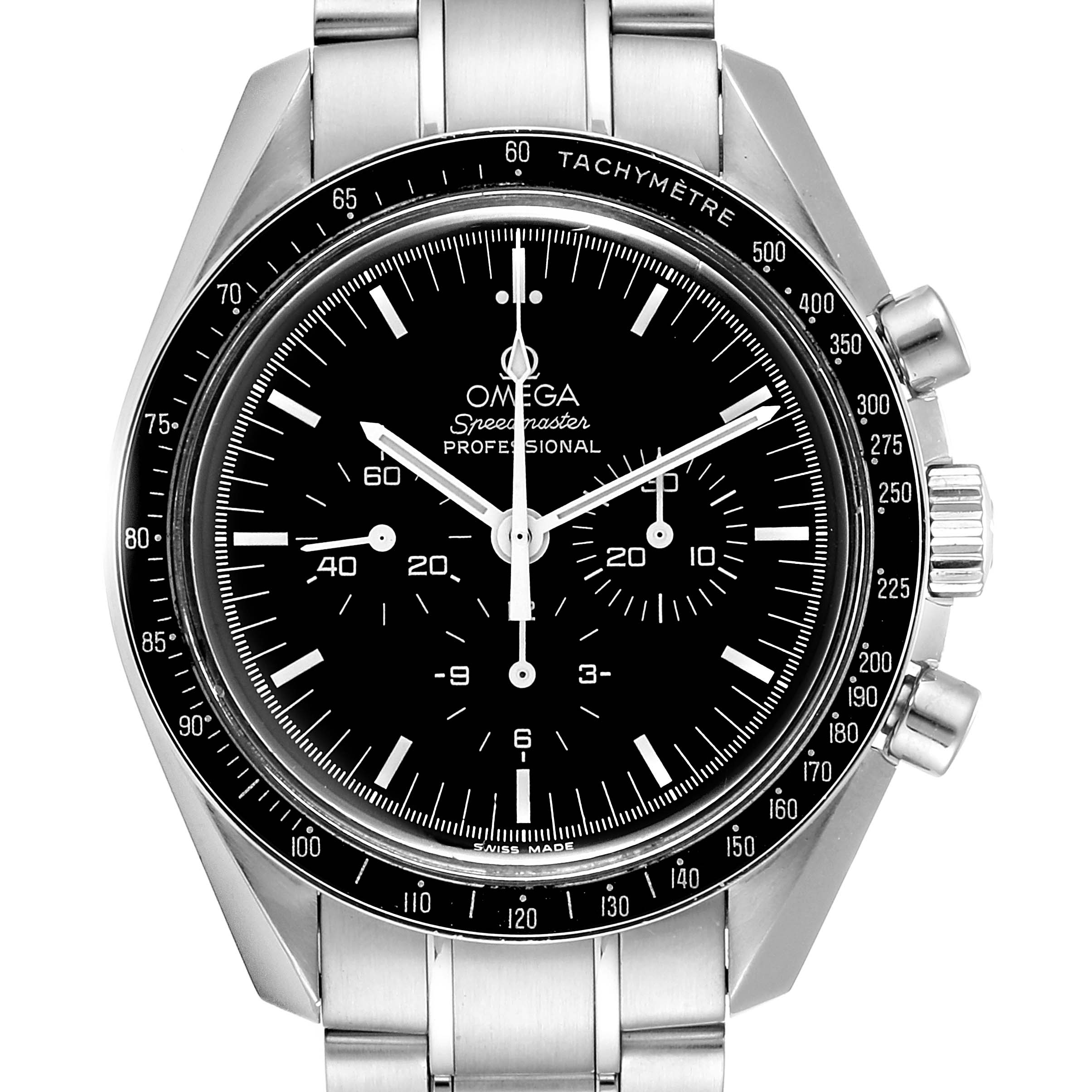 Photo of Omega Speedmaster Chronograph Mens MoonWatch 3570.50.00 Box Card PARTIAL PAYMENT