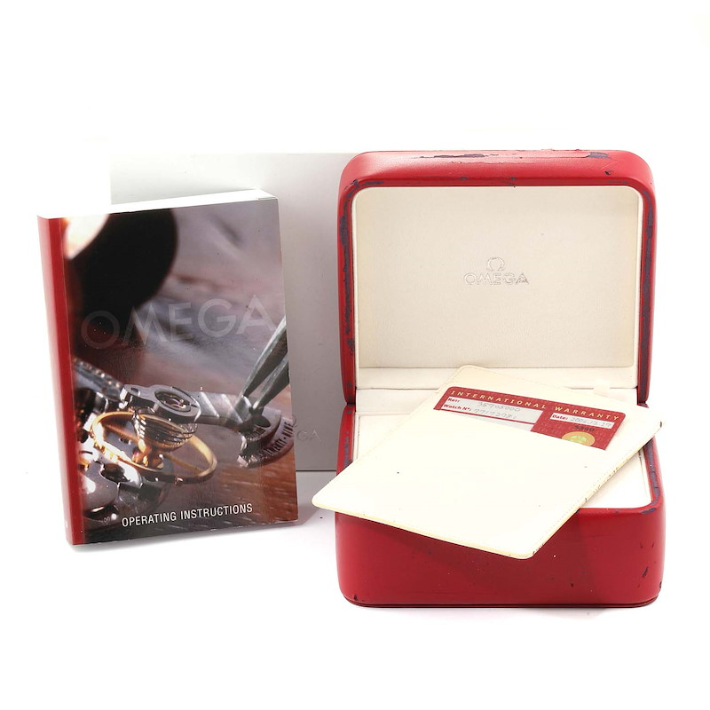 Omega Speedmaster Chronograph Mens MoonWatch 3570.50.00 Box Card PARTIAL PAYMENT SwissWatchExpo