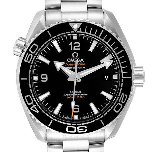 Photo of Omega Seamaster Planet Ocean Mens Watch 215.30.44.21.01.001 Card