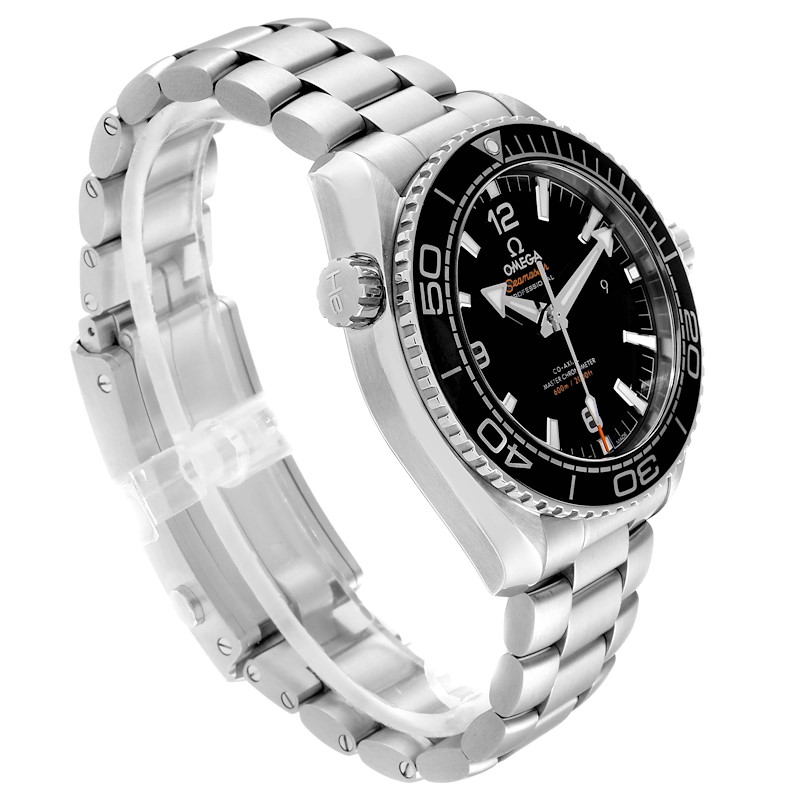 Omega Seamaster Planet Ocean Mens Watch 215.30.44.21.01.001 Card SwissWatchExpo