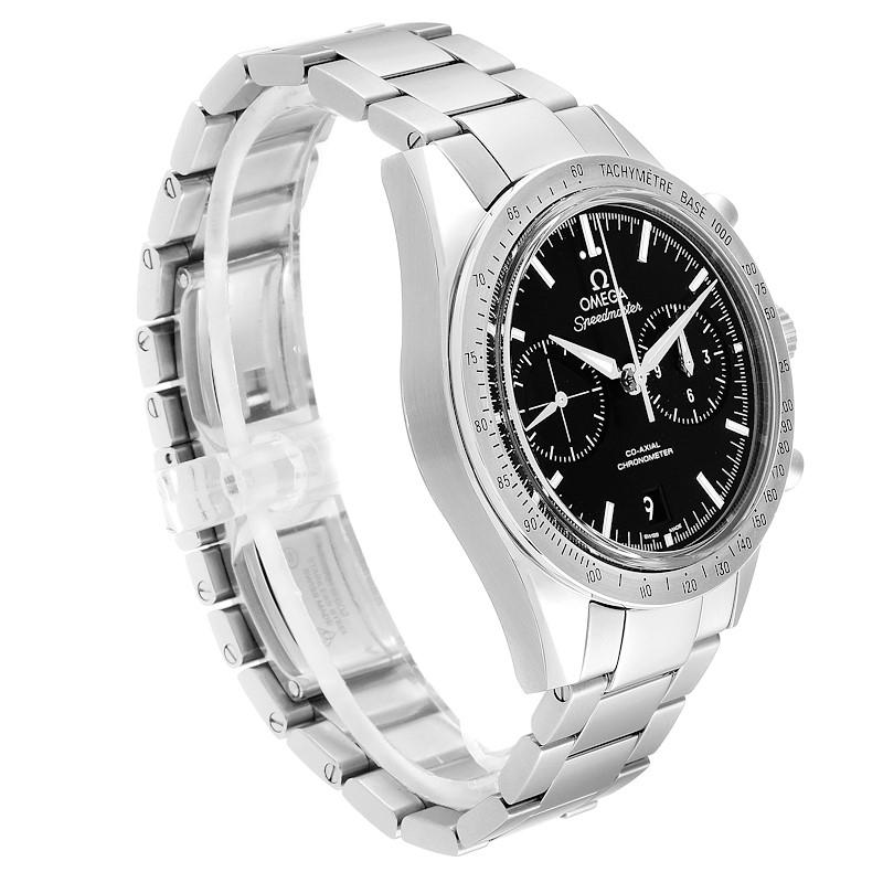 Omega Speedmaster 57 Co-Axial Chronograph Watch 331.10.42.51.01.001 SwissWatchExpo