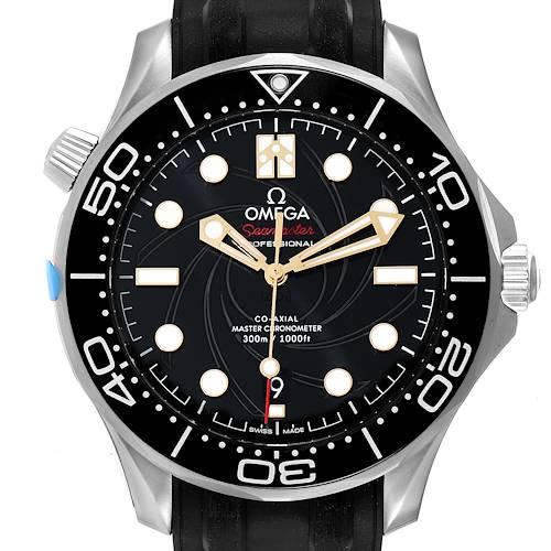 Photo of Omega Seamaster James Bond Limited Mens Watch 210.22.42.20.01.004 Unworn