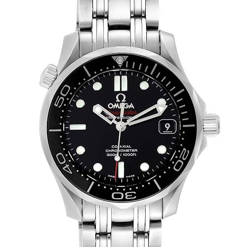 Photo of Omega Seamaster 300M Midsize 36mm Mens Watch 212.30.36.20.01.002 Card