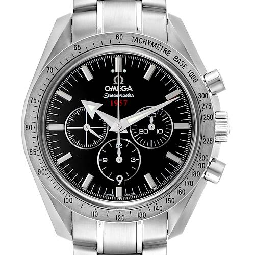 Photo of Omega Speedmaster Broad Arrow 1957 Watch 321.10.42.50.01.001