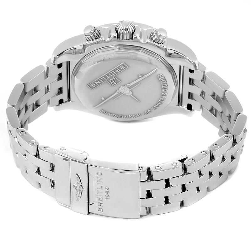 Breitling Chronomat 41 Airborne Steel Mens Watch AB0144 Box Papers SwissWatchExpo