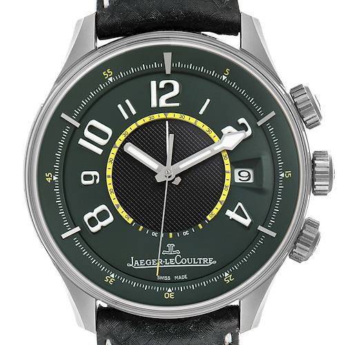 Photo of Jaeger Lecoultre Amvox 1 Aston Martin Titanium Watch 190.T.97 Q190T440 Unworn