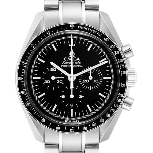 Photo of Omega Speedmaster Moonwatch Steel Watch 311.30.42.30.01.005 Box
