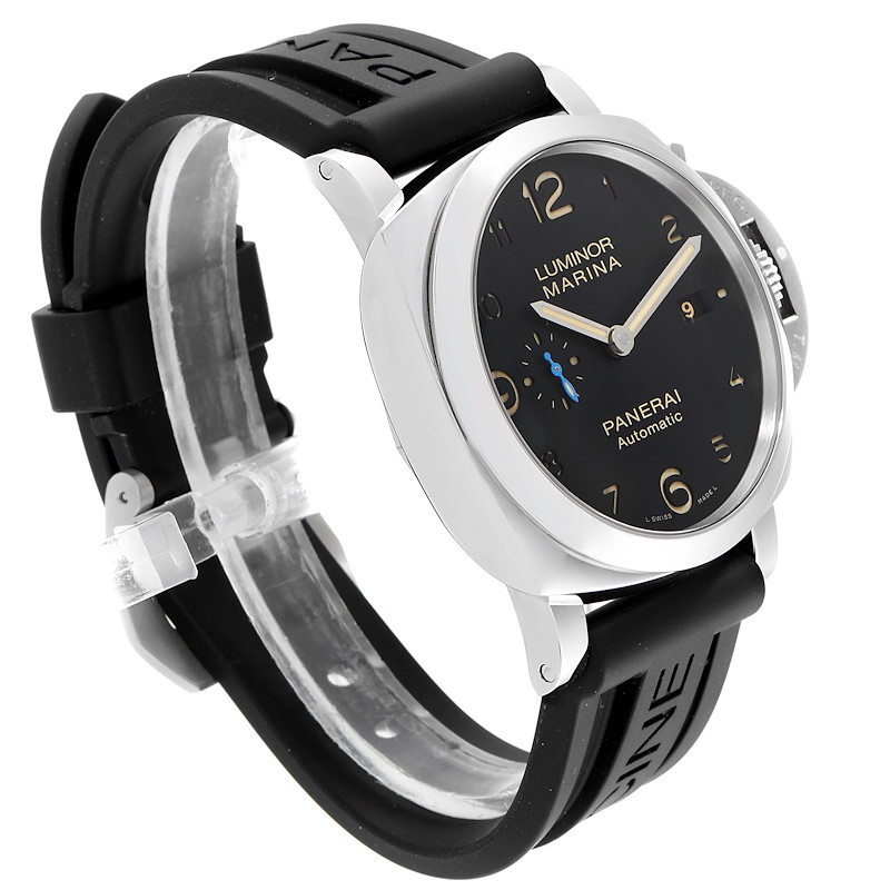 Panerai Luminor 1950 Marina Mens 44mm Watch PAM01359 Box Papers SwissWatchExpo