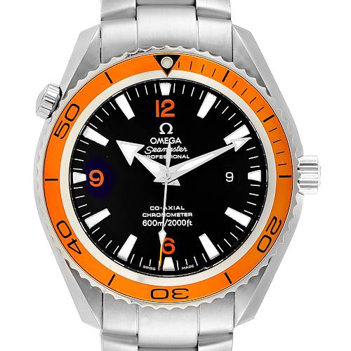 Photo of Omega Seamaster Planet Ocean 45 mm Mens Watch 232.30.46.21.01.002
