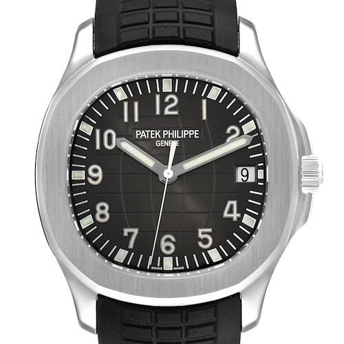 Photo of Patek Philippe Aquanaut Extra Large Steel Mens Watch 5167A