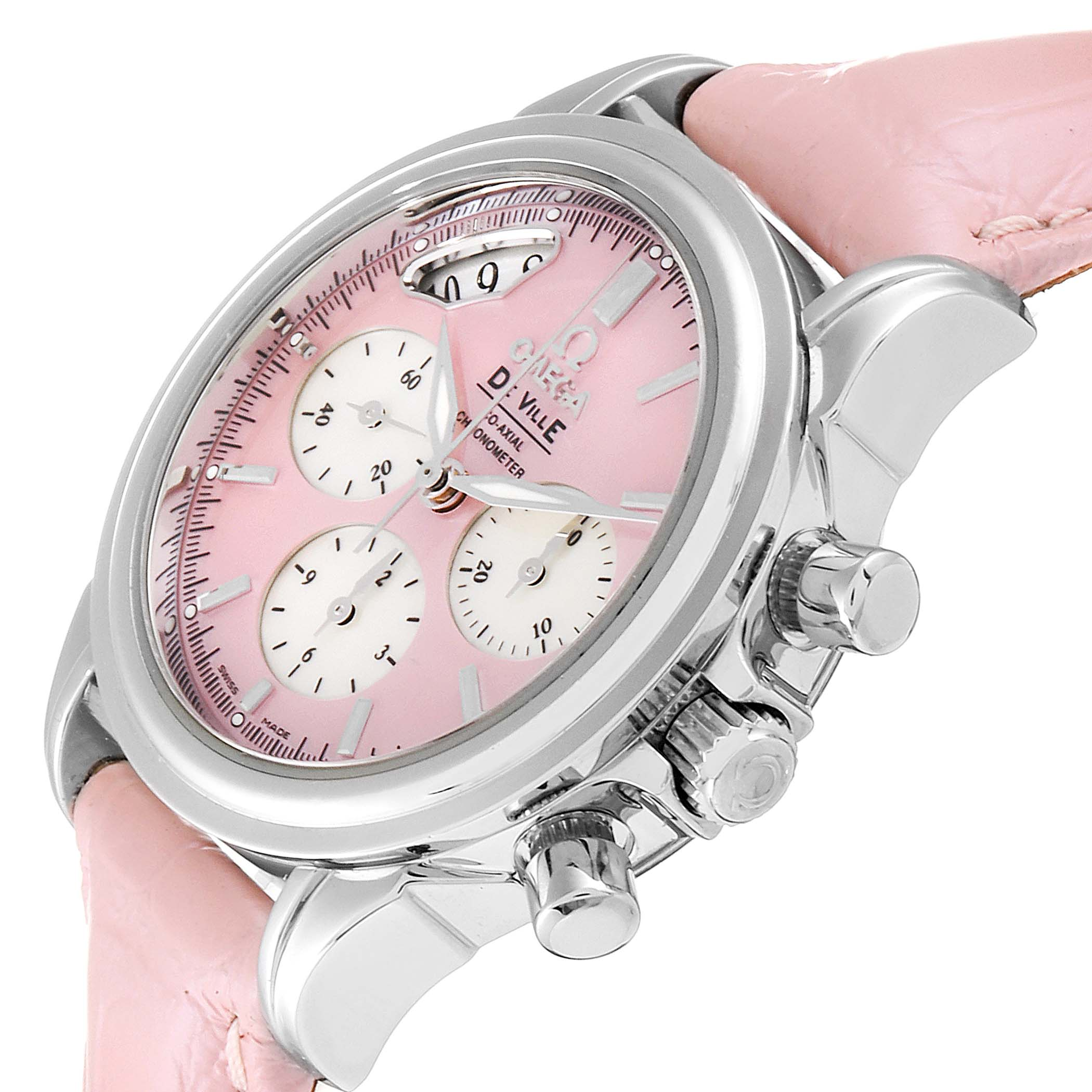 Omega DeVille Co-Axial  Ladies Watch 4877.60.37 SwissWatchExpo