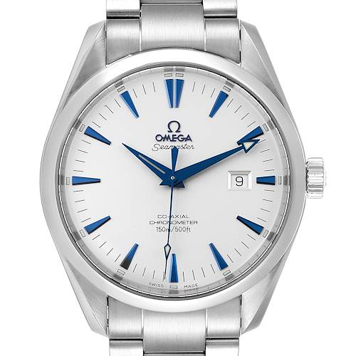 Photo of Omega Seamaster Aqua Terra Big Size Steel Mens Watch 2502.33.00