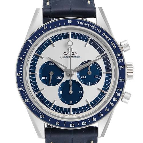 Photo of Omega Speedmaster Limited Edition Watch 311.33.40.30.02.001 Box Papers