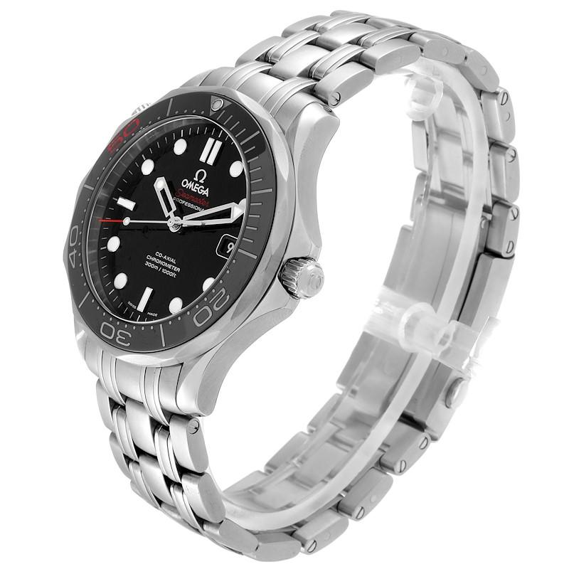 Omega Seamaster Limited Edition Bond 007 Watch 212.30.41.20.01.005 SwissWatchExpo