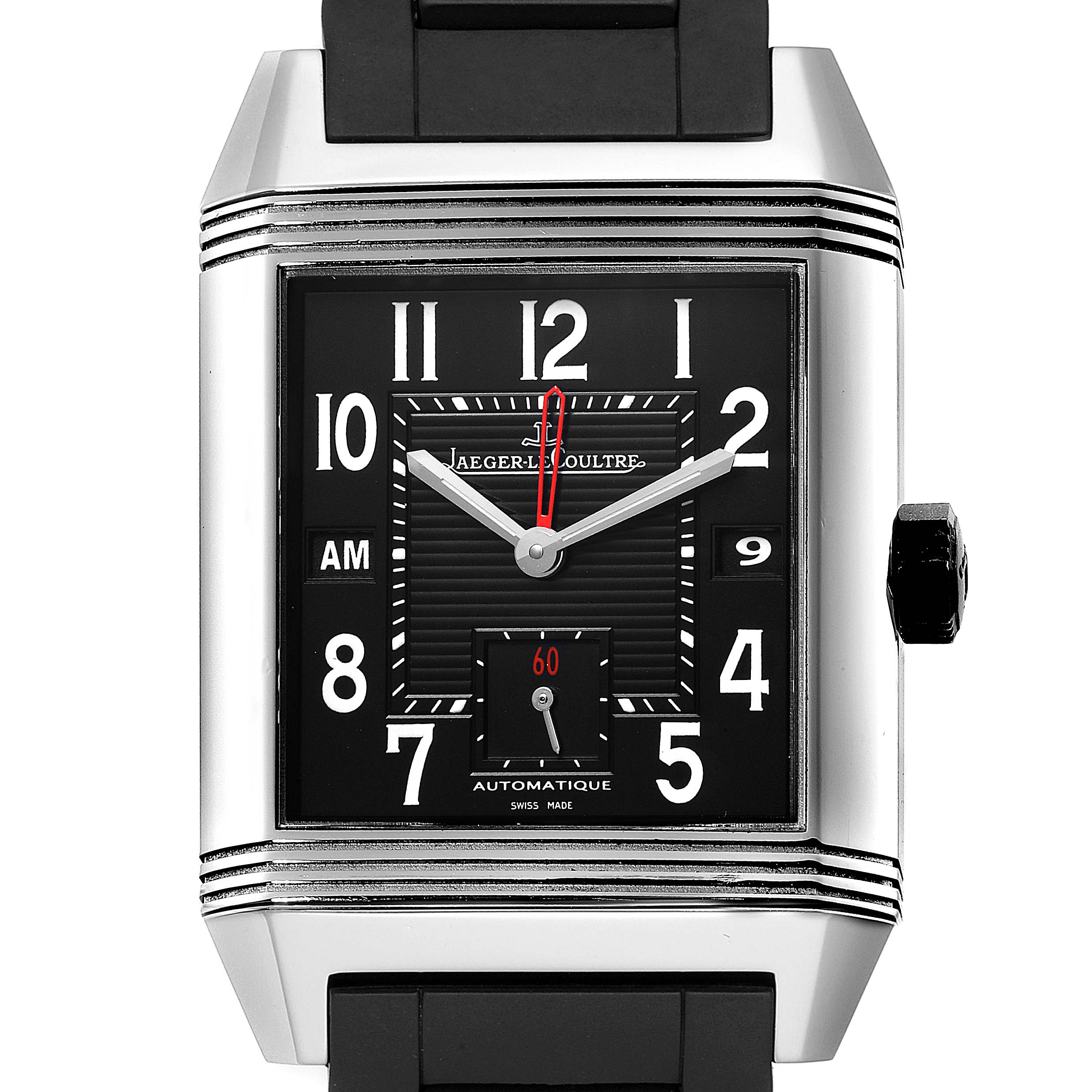 Photo of Jaeger LeCoultre Reverso Squadra Hometime Mens Watch 230.8.77 Q700867P