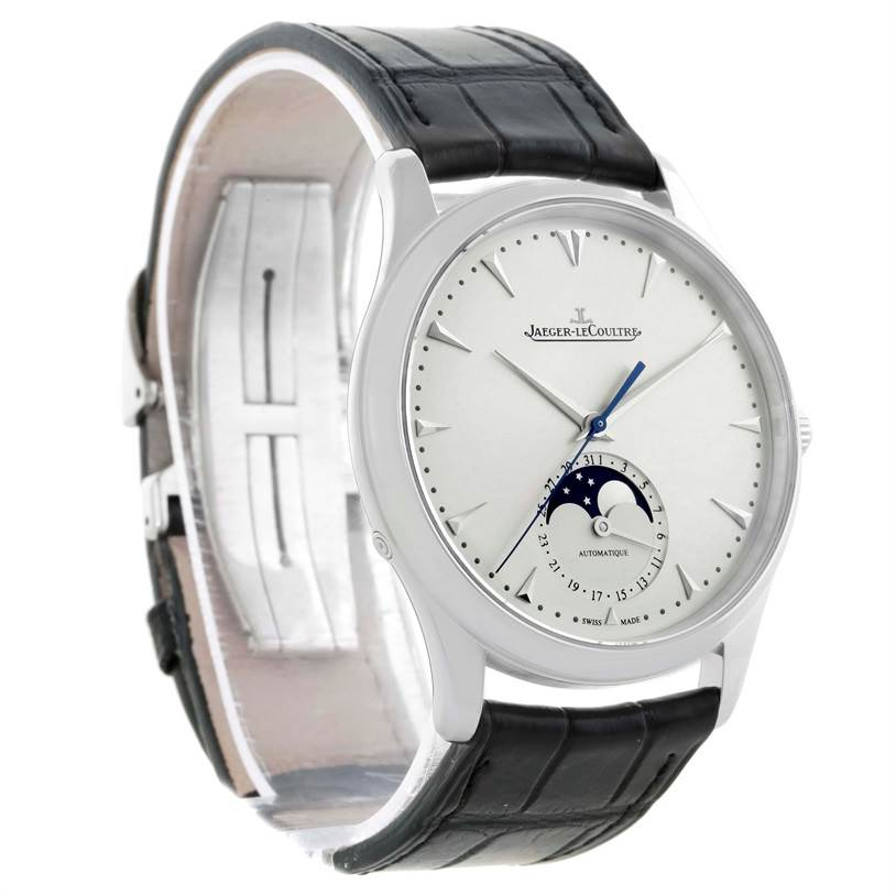 10210 Jaeger Lecoultre Master Ultra Thin Moonphase Watch Q1368420 SwissWatchExpo