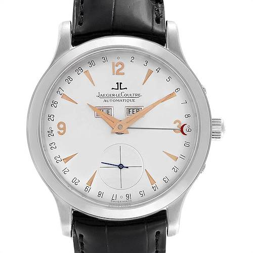 Photo of Jaeger Lecoultre Master Platinum Limited Watch 140.6.87 Unworn