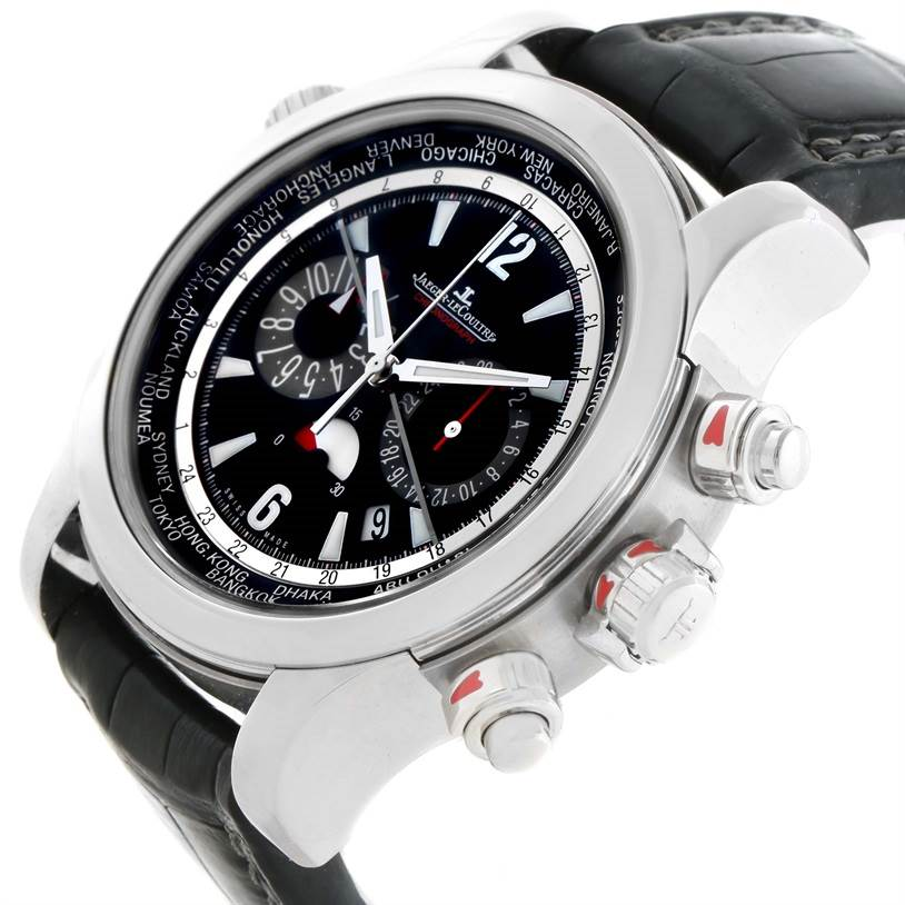Jaeger Lecoultre Master Compressor Extreme World Watch Q1768470 SwissWatchExpo