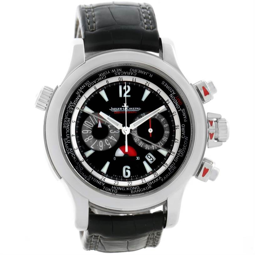 Jaeger Lecoultre Master Compressor Extreme World Watch Q1768470